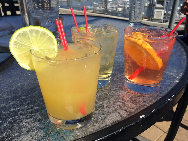Happy hour libations - Anthony's HomePort
