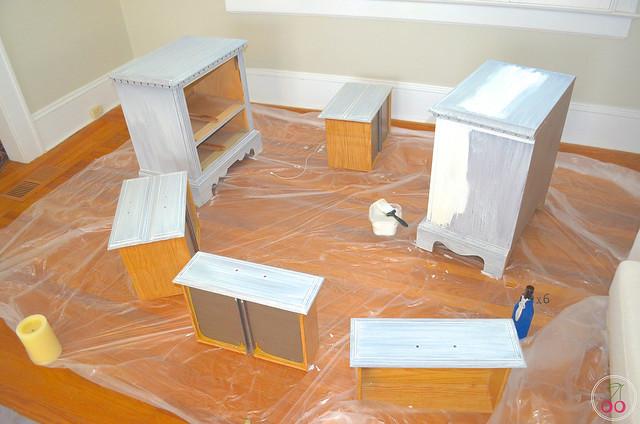 Door Desk Project