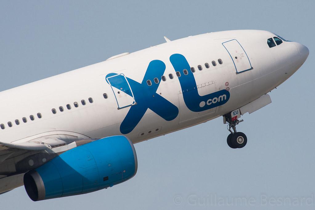 F-GSEU - A332 - XL Airways France