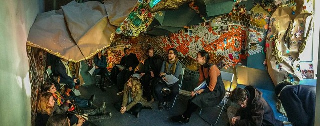 Cave by Jessica Cebra, Transformer
