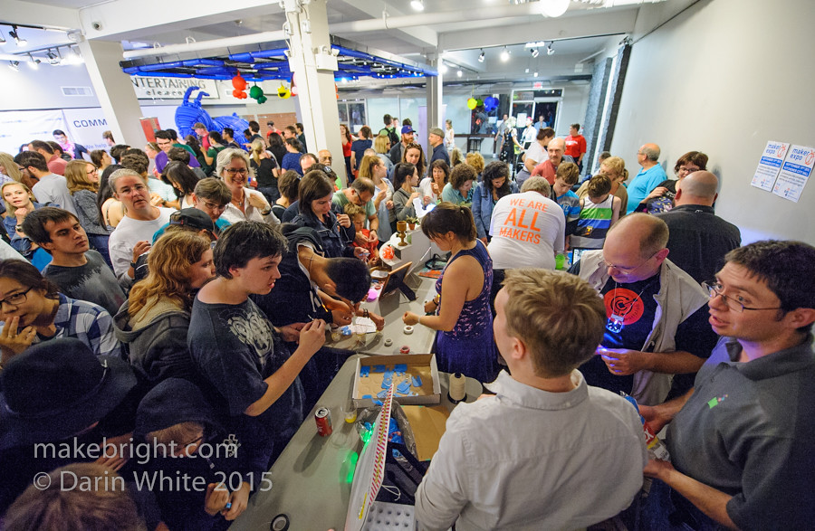 Maker Expo at Summer Lights Festival 2015 307