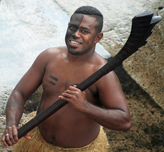 20150606_7611 Fijian warrier