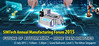 SIMTech Annual Manufacturing Forum 2015 by SEACAD Technologies