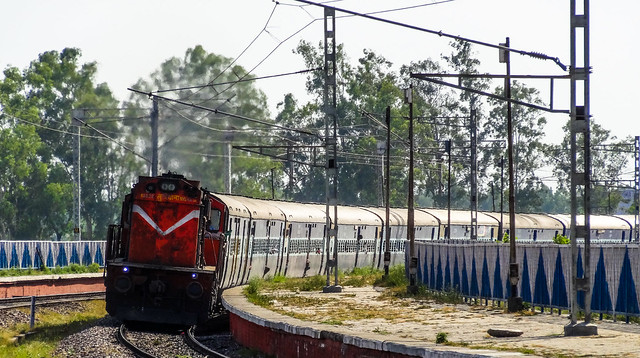 Delhi - Chhapra Express
