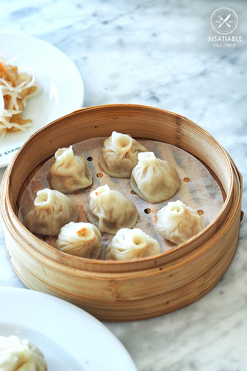 New Shanghai, Bondi: Sydney Food Blog Review: Crab meat Xiao Long Bao (Soup Dumplings), $11.50