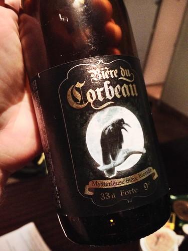Bière du corbeau