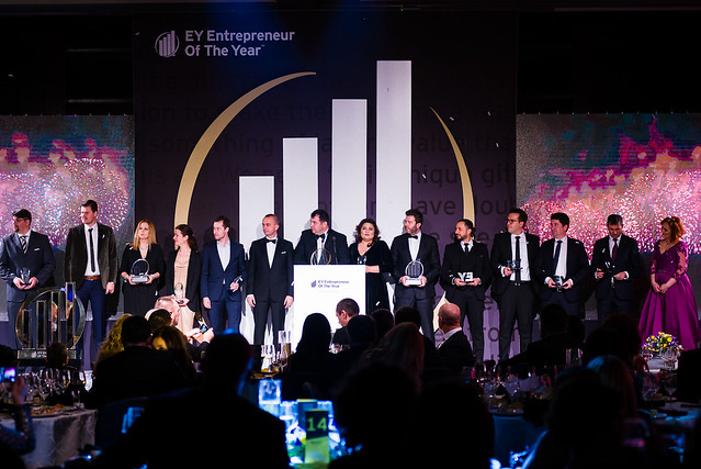 EY Entrepreneur Of The Year 2016 în România