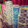 Fancy duct tape options. #geekery