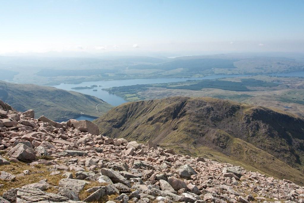 Loch Awe and Beinn a' Bhuiridh