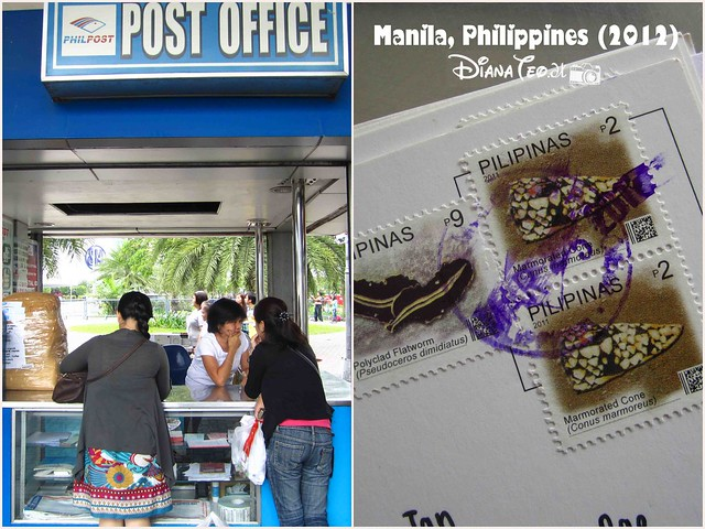 Day 6 - Philippines Post Office @ SM Mall Asia 02