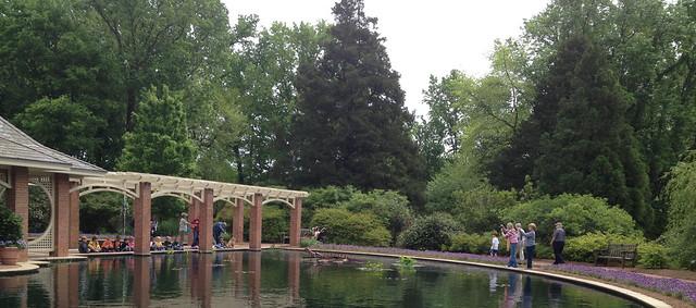 Wade Wharton Sculpture Trail at Huntsville Botanical Garden
