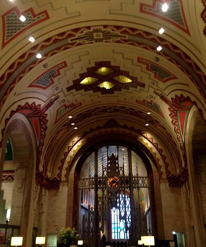 Guardian Building in Detroit by GregCypes