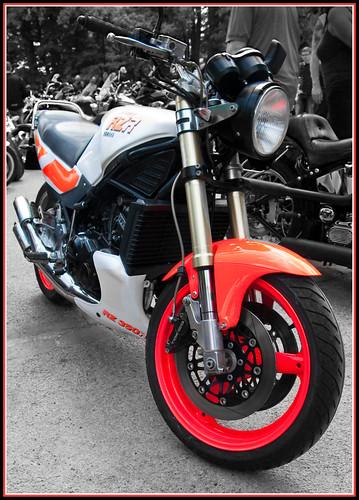 Yamaha RZR350 YPVS by davekpcv