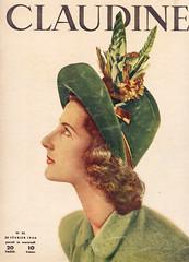 claudine n33 1946
