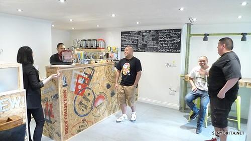 Brew Box Bubble Tea - London, UK