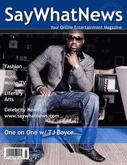 TJ Boyce Interview July 2013