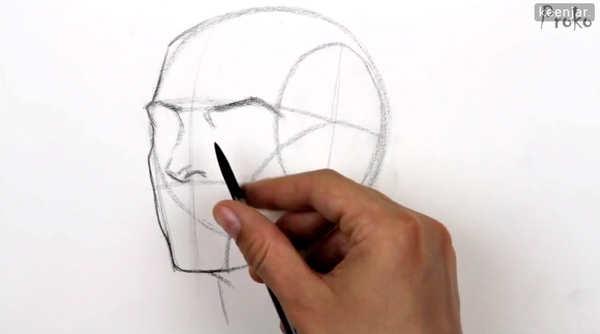 aprender a dibujar retratos