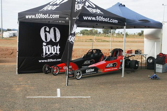 Aeroflow Sportsman Drag Racing Championship at Alice Springs Inland Dragway