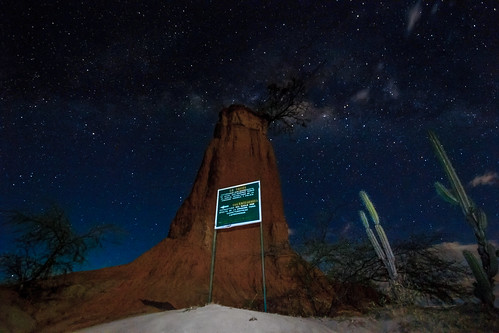 The Tatacoa Desert by night | by The Colombian Way