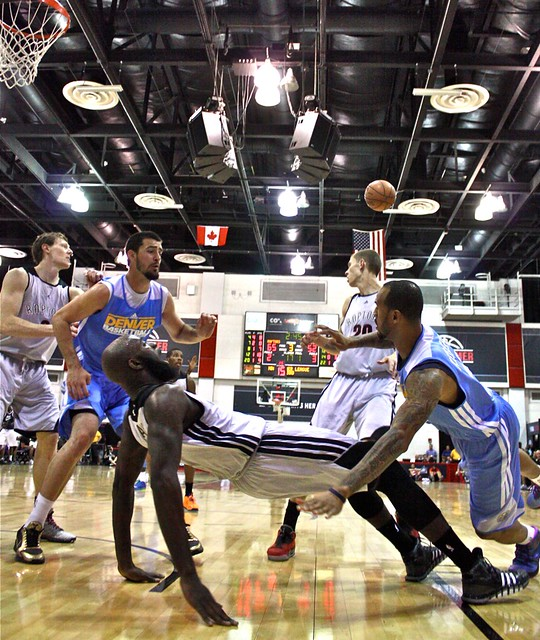 Quincy Acy - 2013 NBA Summer League