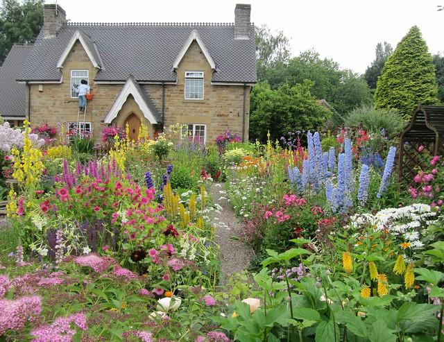 English Cottage Garden 2 Flickr Photo Sharing