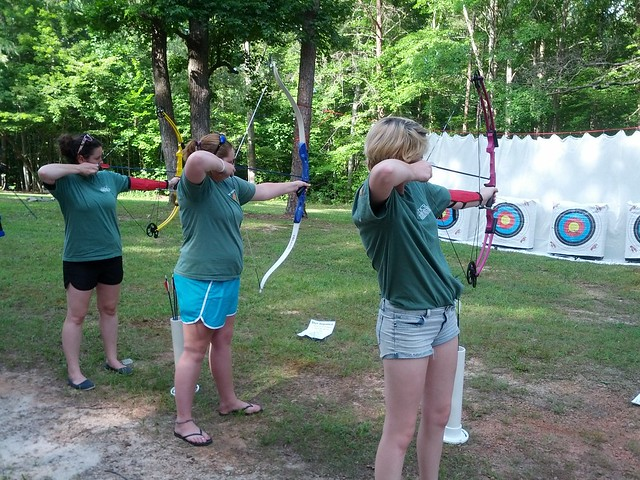 Archery Range Welcomed at Twin Lakes State Park - State Parks Blogs