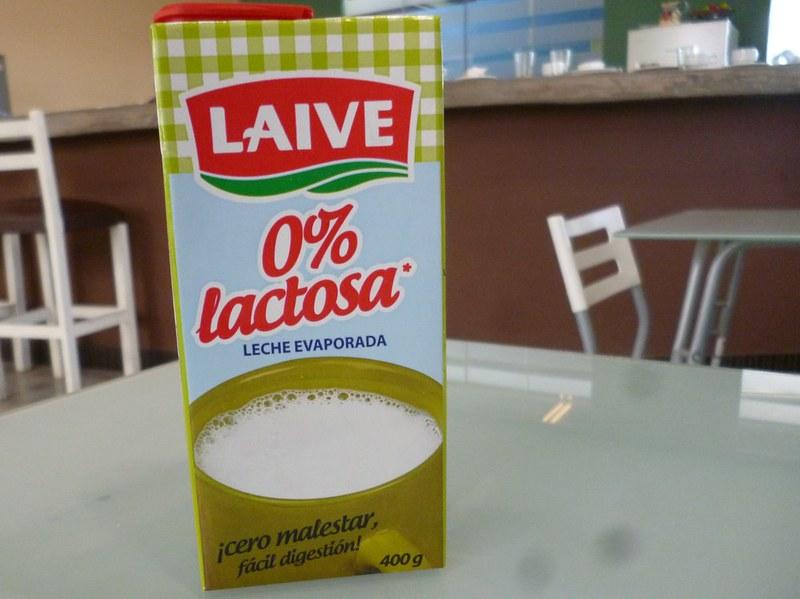 0% lactose milk