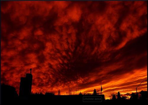 newzealand nature sunrise lowlight fuji gimp cloudscape masterton week30 2013 xs1 week30theme fujifilmxs1 weekofjuly22 52weeksthe2013edition 522013