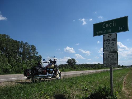 07-19-2013 Ride Cecil, WI