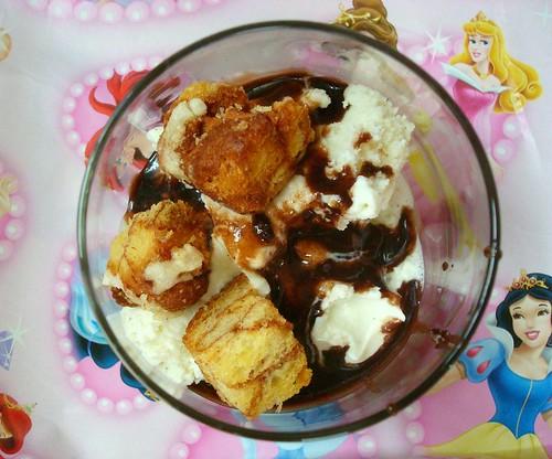Dessert Croutons