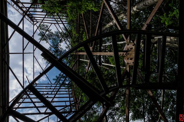 「Structure」 三笠市幌内 - 北海道