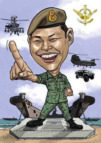 digital caricature for SAF (watermarked)