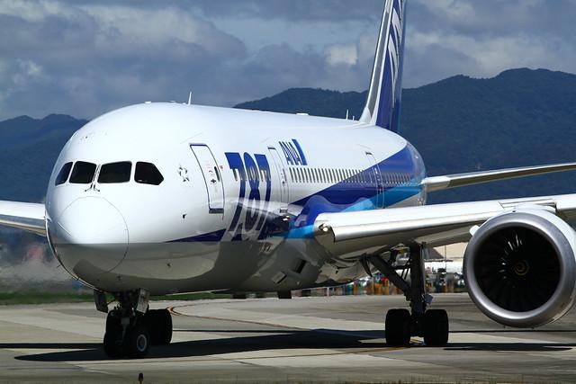 787 ANA