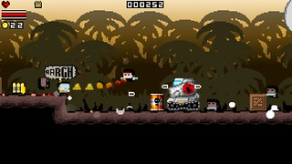 Gunslugs on PS Vita