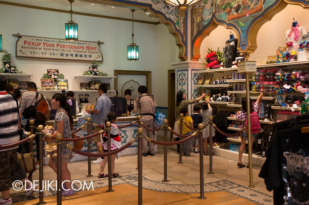 Tokyo DisneySea - Tower of Terror shop 5