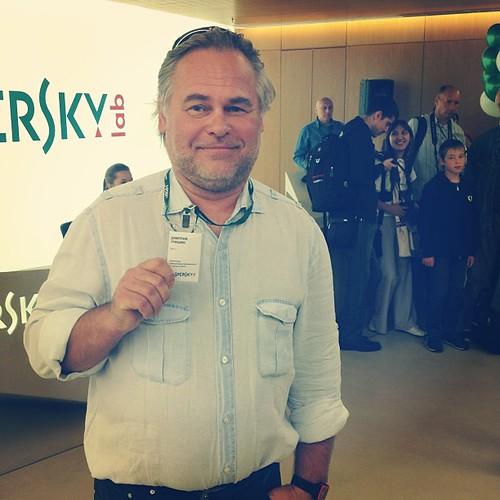 Евгений Касперский #касперский #москва #kaspersky #moscow
