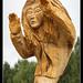 Festival de sculpture à la tronçonneuse à Saint-Venant