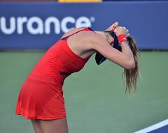 2013 US Open (Tennis) - Daniela Hantuchova
