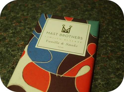 Mast Brothers Vanilla & Smoke Limited Reserve Bar