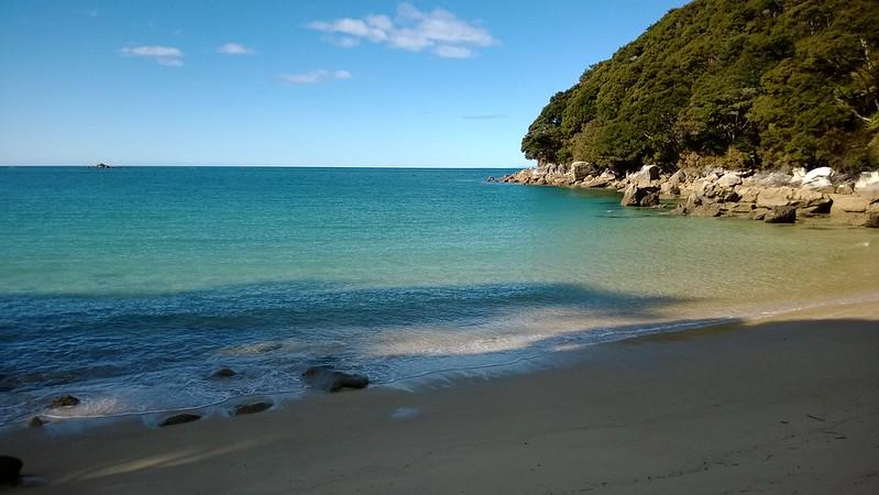 a day in Abel Tasman