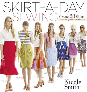 I Heart Craft Books: Skirt-A-Day Sewing, by Nicole Smith