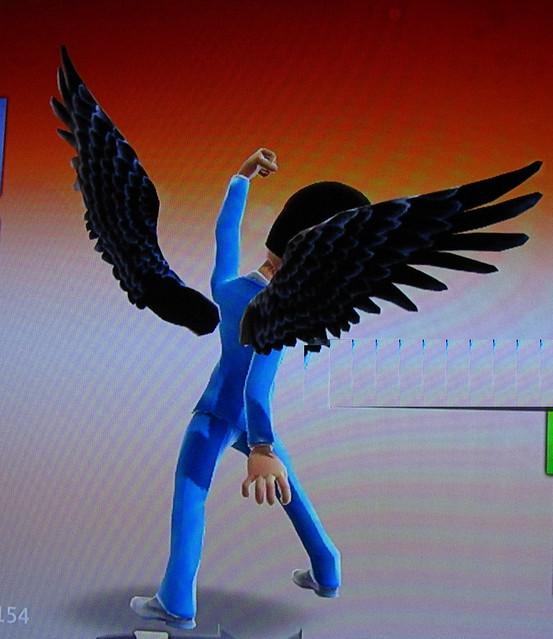Ophidius Xbox wings 2