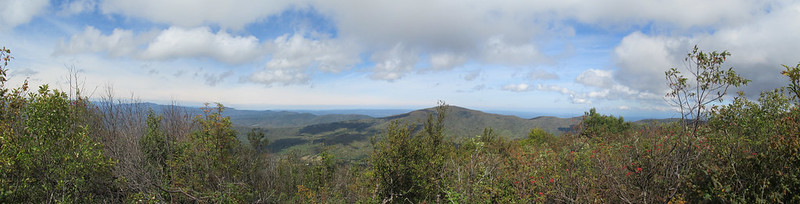 View from Camel's Hump