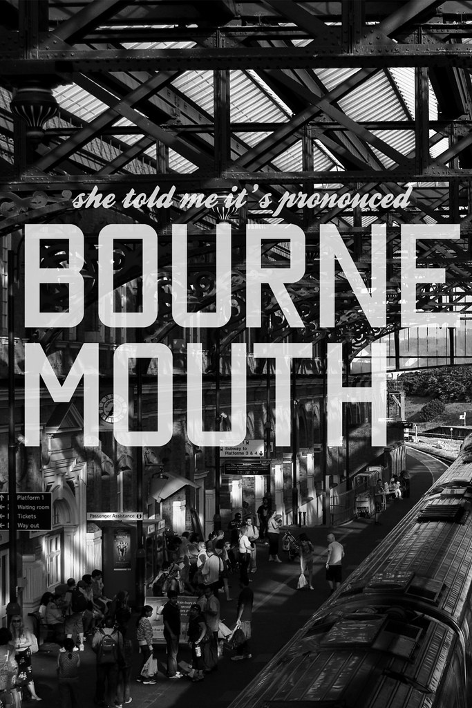 BOURNE-MOUTH