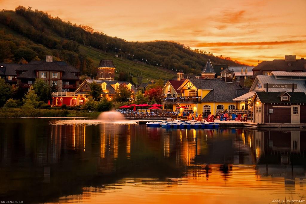 Blue Mountain Village