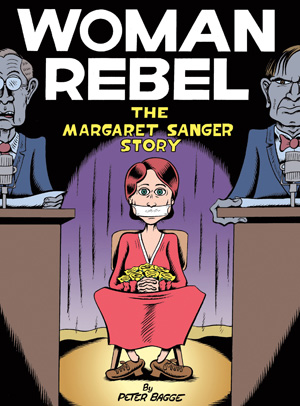 Cover of Woman Rebel