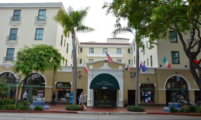 Santa Barbara Hotels  Room Suites