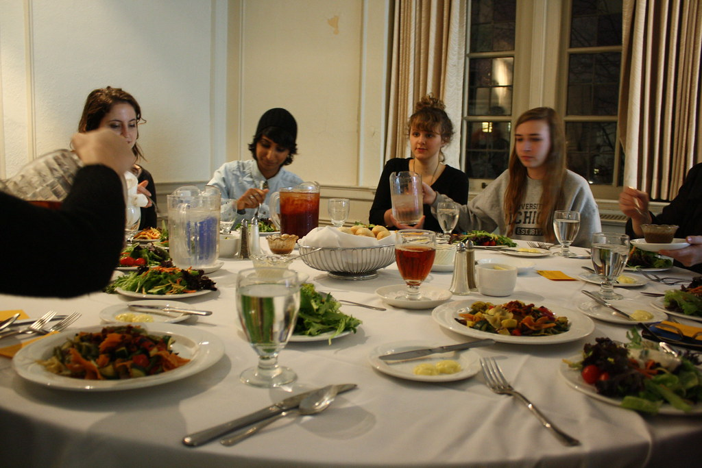 Hunger Banquet-Jess Spivack