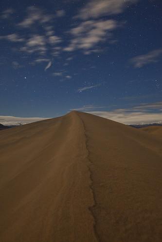 Sand Dune Twilight