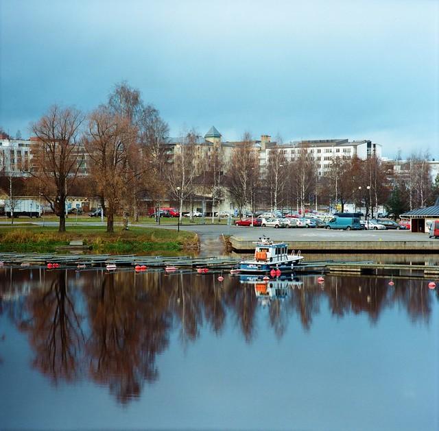 Mikkeli, Finland. View of the city